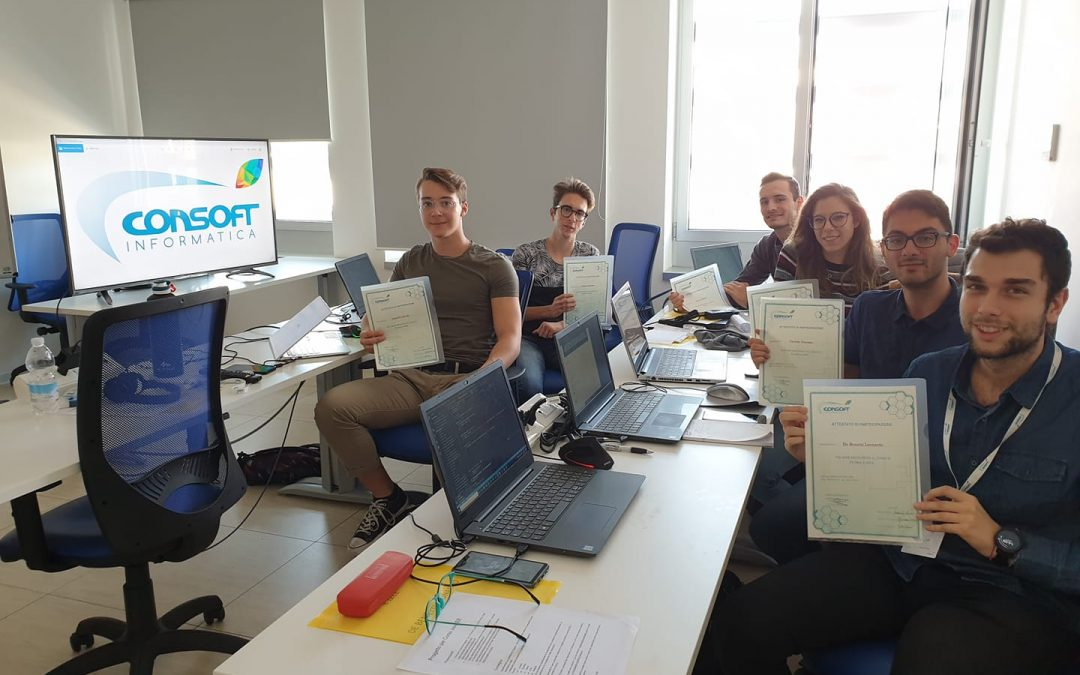 Consoft Accademy Padova- JEE full stack