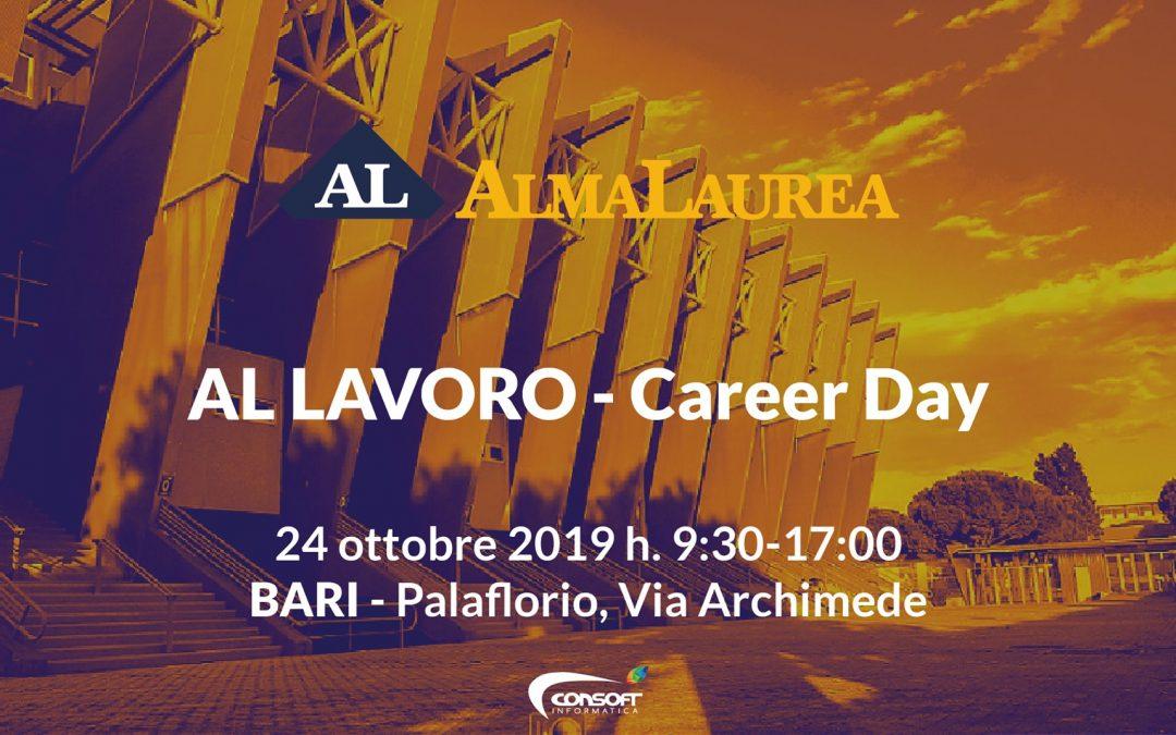 Career Day AlmaLaurea – Bari