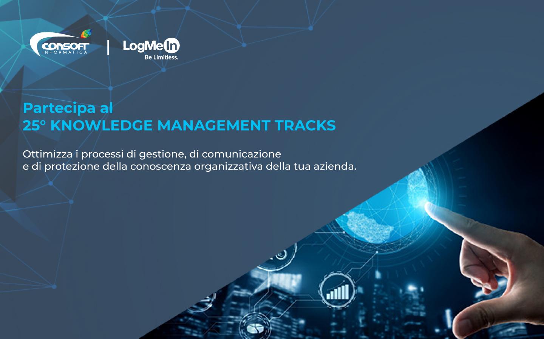 25° KM Tracks – Convegno sul Knowledge Management
