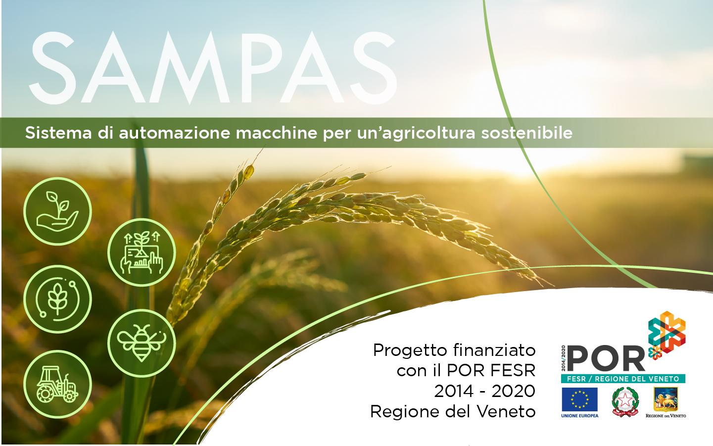Progetto Sampas – Bando Regione Veneto