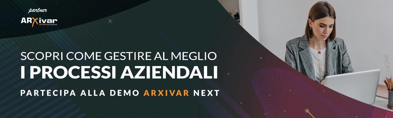 Webinar ARXivar 25 giugno 2021 online-Consoft Informatica